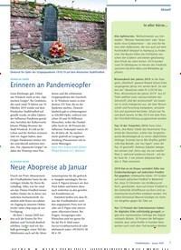 Titelbild der Ausgabe 1/2020 von Neue Abopreise ab Januar. Zeitschriften als Abo oder epaper bei United Kiosk online kaufen.
