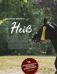 Titelbild der Ausgabe 9/2019 von MANCHE MÖGEN'S Heiß. Zeitschriften als Abo oder epaper bei United Kiosk online kaufen.