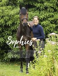 Titelbild der Ausgabe 9/2019 von Sophies WELT. Zeitschriften als Abo oder epaper bei United Kiosk online kaufen.