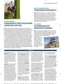 Titelbild der Ausgabe 10/2019 von CCI4*-S SOPOT: PLATZIERUNG FÜR MONSIEUR SCHNABEL. Zeitschriften als Abo oder epaper bei United Kiosk online kaufen.