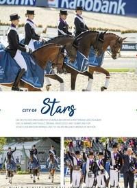 Titelbild der Ausgabe 10/2019 von CITY OF Stars. Zeitschriften als Abo oder epaper bei United Kiosk online kaufen.