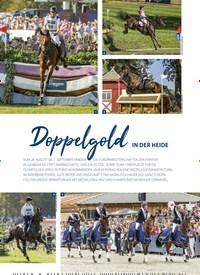 Titelbild der Ausgabe 10/2019 von Doppelgold IN DER HEIDE. Zeitschriften als Abo oder epaper bei United Kiosk online kaufen.