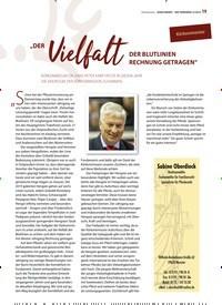 """Titelbild der Ausgabe 12/2019 von Körkommentar: """"DER Vielfalt DER BLUTLINIEN RECHNUNG GETRAGEN"""". Zeitschriften als Abo oder epaper bei United Kiosk online kaufen."""