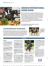Titelbild der Ausgabe 1/2020 von SWEDEN INTERNATIONAL HORSE SHOW. Zeitschriften als Abo oder epaper bei United Kiosk online kaufen.