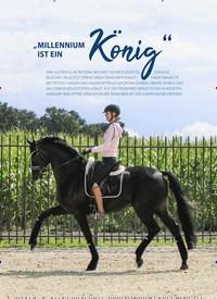 """Titelbild der Ausgabe 3/2020 von """"MILLENNIUM IST EIN: König,. Zeitschriften als Abo oder epaper bei United Kiosk online kaufen."""