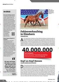 Titelbild der Ausgabe 8/2019 von Nachrichten. Zeitschriften als Abo oder epaper bei United Kiosk online kaufen.
