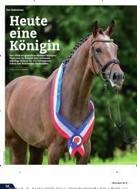 Titelbild der Ausgabe 8/2019 von Heute eine Königin. Zeitschriften als Abo oder epaper bei United Kiosk online kaufen.