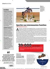Titelbild der Ausgabe 3/2020 von Nachrichten: Sportler aus interessanten Familien. Zeitschriften als Abo oder epaper bei United Kiosk online kaufen.