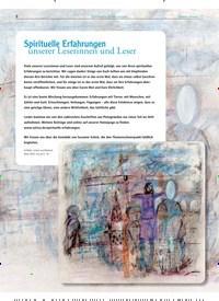 Titelbild der Ausgabe 77/2018 von Spirituelle Erfahrungen unserer Leserinnen und Leser. Zeitschriften als Abo oder epaper bei United Kiosk online kaufen.