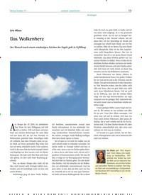 Titelbild der Ausgabe 77/2018 von Iris Olsen: Das Wolkenherz. Zeitschriften als Abo oder epaper bei United Kiosk online kaufen.