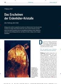 Titelbild der Ausgabe 78/2019 von Erdheilung: Das Erscheinen der Erdenhüter-Kristalle. Zeitschriften als Abo oder epaper bei United Kiosk online kaufen.