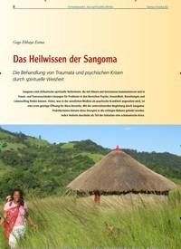 Titelbild der Ausgabe 82/2020 von Gogo Ekhaya Esima: Das Heilwissen der Sangoma. Zeitschriften als Abo oder epaper bei United Kiosk online kaufen.
