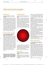 Titelbild der Ausgabe 83/2020 von Veranstaltungen. Zeitschriften als Abo oder epaper bei United Kiosk online kaufen.