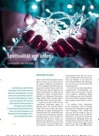 Titelbild der Ausgabe 83/2020 von Spiritualität von unten. Zeitschriften als Abo oder epaper bei United Kiosk online kaufen.