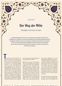 Titelbild der Ausgabe 85/2020 von Der Weg der Mitte. Zeitschriften als Abo oder epaper bei United Kiosk online kaufen.