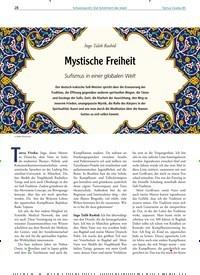 Titelbild der Ausgabe 85/2020 von Mystische Freiheit. Zeitschriften als Abo oder epaper bei United Kiosk online kaufen.