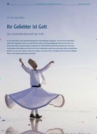Titelbild der Ausgabe 85/2020 von Ihr Geliebter ist Gott. Zeitschriften als Abo oder epaper bei United Kiosk online kaufen.