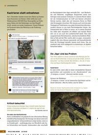 Titelbild der Ausgabe 23/2018 von LESERBRIEFE. Zeitschriften als Abo oder epaper bei United Kiosk online kaufen.