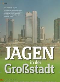 Titelbild der Ausgabe 23/2018 von JAGEN in der Großstadt. Zeitschriften als Abo oder epaper bei United Kiosk online kaufen.
