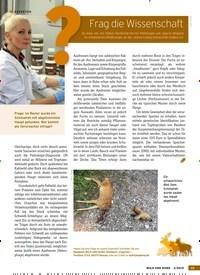 Titelbild der Ausgabe 2/2019 von EXPERTEN: Frag die Wissenschaft. Zeitschriften als Abo oder epaper bei United Kiosk online kaufen.