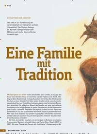 Titelbild der Ausgabe 3/2019 von EVOLUTION DER HIRSCHE: Eine Familie mit Tradition. Zeitschriften als Abo oder epaper bei United Kiosk online kaufen.