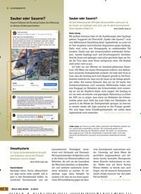 Titelbild der Ausgabe 4/2019 von LESERBRIEFE. Zeitschriften als Abo oder epaper bei United Kiosk online kaufen.