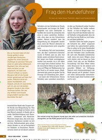 Titelbild der Ausgabe 5/2019 von EXPERTEN: Frag den Hundeführer. Zeitschriften als Abo oder epaper bei United Kiosk online kaufen.