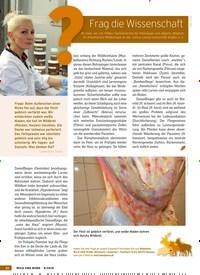 Titelbild der Ausgabe 9/2019 von Frag die Wissenschaft?. Zeitschriften als Abo oder epaper bei United Kiosk online kaufen.