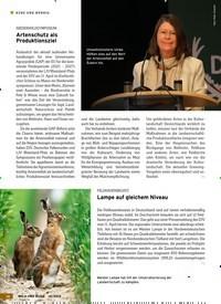 Titelbild der Ausgabe 10/2019 von KUR ZUND BÜNDIG. Zeitschriften als Abo oder epaper bei United Kiosk online kaufen.