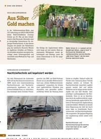 Titelbild der Ausgabe 13/2019 von KURZ UND BÜNDIG. Zeitschriften als Abo oder epaper bei United Kiosk online kaufen.