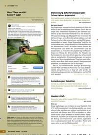 Titelbild der Ausgabe 14/2019 von LESERBRIEFE. Zeitschriften als Abo oder epaper bei United Kiosk online kaufen.