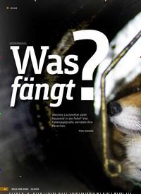 Titelbild der Ausgabe 16/2019 von KÖDERWAHL: Was fängt?. Zeitschriften als Abo oder epaper bei United Kiosk online kaufen.
