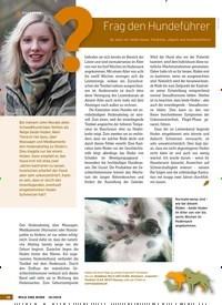 Titelbild der Ausgabe 19/2019 von EXPERTEN: Frag den Hundeführer. Zeitschriften als Abo oder epaper bei United Kiosk online kaufen.