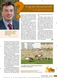 Titelbild der Ausgabe 20/2019 von Frag die Wissenschaft. Zeitschriften als Abo oder epaper bei United Kiosk online kaufen.