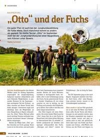 """Titelbild der Ausgabe 21/2019 von BAUPRÜFUNG: """"Otto"""" und der Fuchs. Zeitschriften als Abo oder epaper bei United Kiosk online kaufen."""