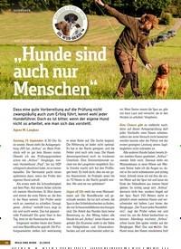 """Titelbild der Ausgabe 21/2019 von ANLAGENPRÜFUNG: """"Hunde sind auch nur Menschen"""". Zeitschriften als Abo oder epaper bei United Kiosk online kaufen."""