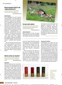 Titelbild der Ausgabe 22/2019 von LESERBRIEFE. Zeitschriften als Abo oder epaper bei United Kiosk online kaufen.