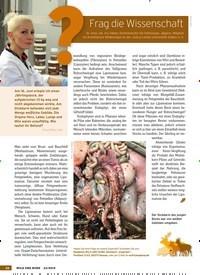 Titelbild der Ausgabe 23/2019 von ? Frag die Wissenschaft. Zeitschriften als Abo oder epaper bei United Kiosk online kaufen.