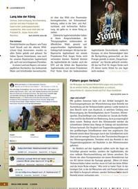 Titelbild der Ausgabe 1/2020 von LESERBRIEFE. Zeitschriften als Abo oder epaper bei United Kiosk online kaufen.