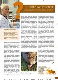 Titelbild der Ausgabe 1/2020 von WILD: Frag die Wissenschaft. Zeitschriften als Abo oder epaper bei United Kiosk online kaufen.