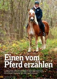 Titelbild der Ausgabe 2/2020 von REITEN IM WALD Einen vom Pferd erzählen. Zeitschriften als Abo oder epaper bei United Kiosk online kaufen.