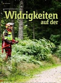 Titelbild der Ausgabe 5/2020 von SCHWEISSHUNDAUSBILDUNG: Widrigkeiten auf der Fährte. Zeitschriften als Abo oder epaper bei United Kiosk online kaufen.