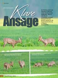 Titelbild der Ausgabe 6/2020 von EINSTANDSKAMPF: Klare Ansage. Zeitschriften als Abo oder epaper bei United Kiosk online kaufen.