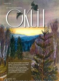 Titelbild der Ausgabe 7/2020 von AUF FRÜHJAHRSSCHNEPFEN:OKULI. Zeitschriften als Abo oder epaper bei United Kiosk online kaufen.