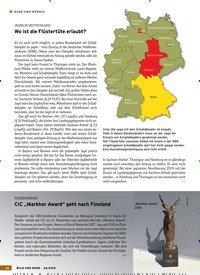 Titelbild der Ausgabe 24/2018 von KURZ UND BÜNDIG: JAGEN IN DEUTSCHLAND: Wo ist die Flüstertüte erlaubt?. Zeitschriften als Abo oder epaper bei United Kiosk online kaufen.