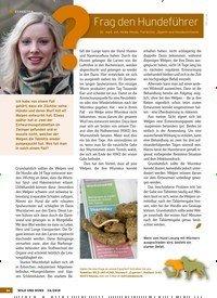Titelbild der Ausgabe 24/2018 von EXPERTEN: Frag den Hundeführer. Zeitschriften als Abo oder epaper bei United Kiosk online kaufen.