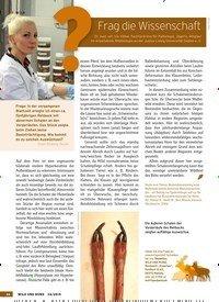 Titelbild der Ausgabe 24/2019 von Frag die Wissenschaft?. Zeitschriften als Abo oder epaper bei United Kiosk online kaufen.