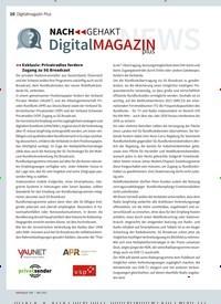 Titelbild der Ausgabe 5/2021 von NACH??GEHAKT: DigitalMAGAZIN Plus. Zeitschriften als Abo oder epaper bei United Kiosk online kaufen.