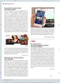 Titelbild der Ausgabe 6/2021 von Apps. Zeitschriften als Abo oder epaper bei United Kiosk online kaufen.