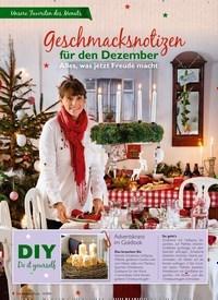 Titelbild der Ausgabe 12/2018 von Geschmacksnotizen: für den Dezember. Zeitschriften als Abo oder epaper bei United Kiosk online kaufen.